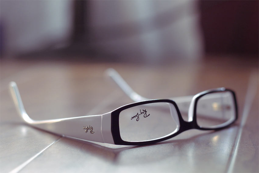 New Glasses - Archetyped