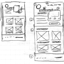 Thumbnail Sketch: Product Page