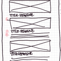 Wireframe Sketch: Tools Wide