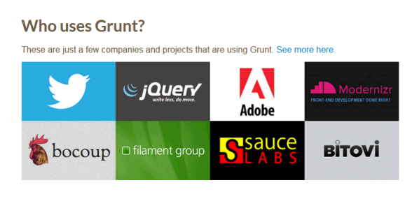 Grunt Projects