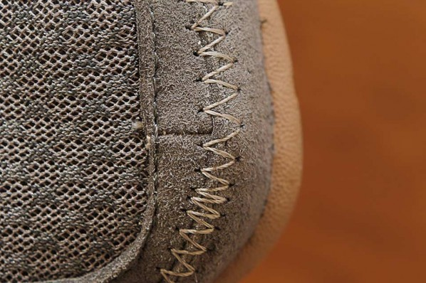 Seam At Front Of Shoe